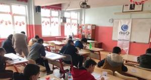 Bafra'da Siyer-i Nebi Yarışması'na Yoğun İlgi