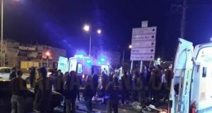 Bafra'da Trafik Kazası; 3 Kişi Yaralı