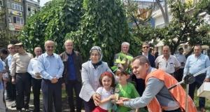Bafra'da 2. Çocuk ve Çevre Şenliği Düzenlendi