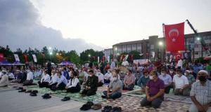 Bafra 15 Temmuz'un Beşinci Yılında, Aynı İnanç ve Kararlılıkta