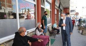 Bafra Belediyesi Pandemide Örnek Oldu