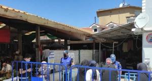 Bafra Belediyesi Korona Denetimlerine Devam Ediyor