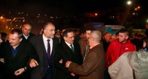 """Mustafa Demir; """"Samsun'u Halkımızla Birlikte Yöneteceğiz"""""""