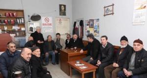 Başkan Kılıç'tan Gazi Osman Paşa Mahallesi Ziyaret