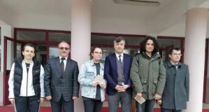 Bafra Fen Lisesi Spor Kulübünden 2 Örnek Proje