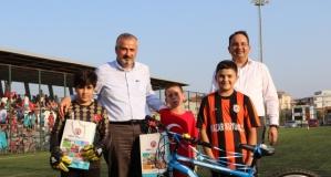 30 Ağustos Zafer Bayramı Futbol Şenliğinde Muhteşem Final