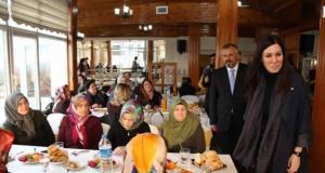 Bafra'da Yaşlılar Haftası Etkinlikleri