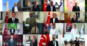 Atakum Belediyesi'nin Dijital Kutlama Programı 4 Günde 8 Milyon Kişiye Ulaştı