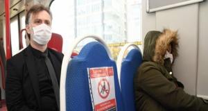 Toplu Ulaşıma 'Sosyal Mesafe' Düzenlemesi