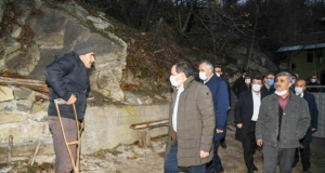Başkan Demir'in Hafta Sonu Mesaisi