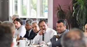 Başkan Mustafa Demir, Çarşamba İlçesi'nde Açıkladı