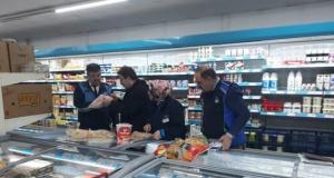 19 Mayıs Belediyesi Gıda Denetimlerini Sürdürüyor