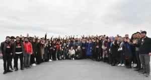 Cumhur İttifakı Başkan Adayı Zihni Şahin'den Atakum'a Müjdeler