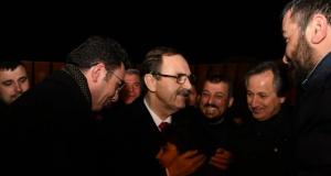 Başkan Zihni Şahin'den İncesu ve Yalı Mahallelerinde Gövde Gösterisi Yaptı