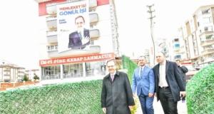 Başkan Zihni Şahin'den 'Yenilebilir Enerji' Projesi