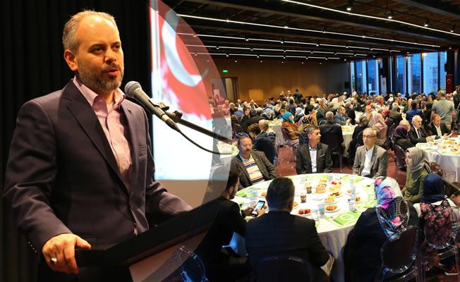 Gençlik ve Spor Bakanı Kılıç, Şehit Aileleriyle İftar'da Buluştu
