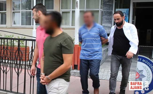 Açığa Alınan 2 Eski Polis FETÖ/PDY'den Gözaltına Alındı