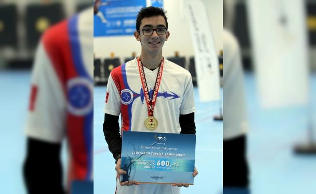 Okçuluk: 2018 Salon Türkiye Şampiyonası