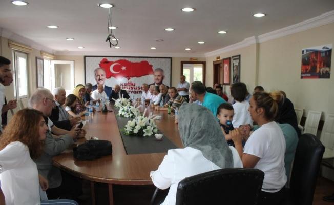 Dışişleri Bakan Yardımcısı Yavuz Selim Kıran: