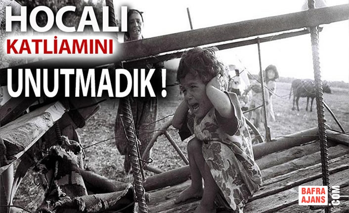 """Başkan Kılıç: """"Hocalı Katliamı İnsanlığın Kara Lekesidir"""""""