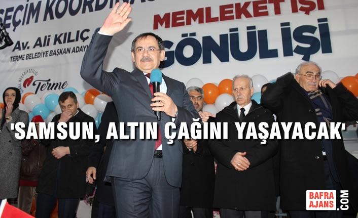 Mustafa Demir'den SKM Açılışlarında İddialı Açıklamalar