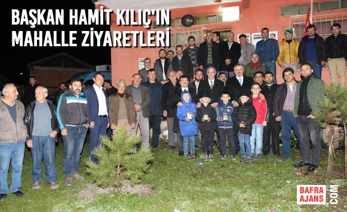 Belediye Başkanı Hamit Kılıç'ın Regaip Kandili Mesajı