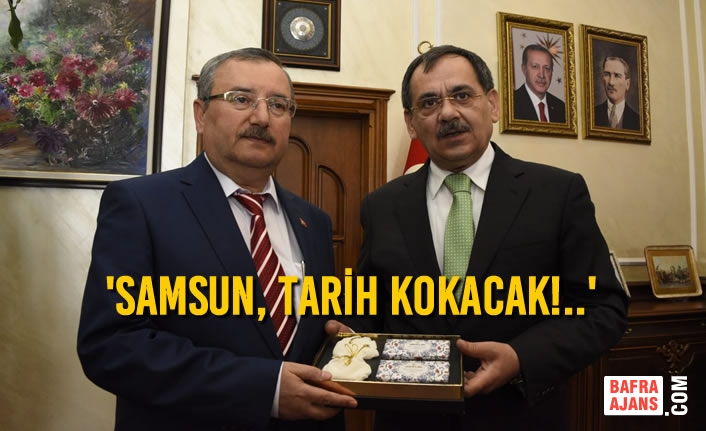 Başkan Mustafa Demir'den Vakıflar Haftası Mesajı