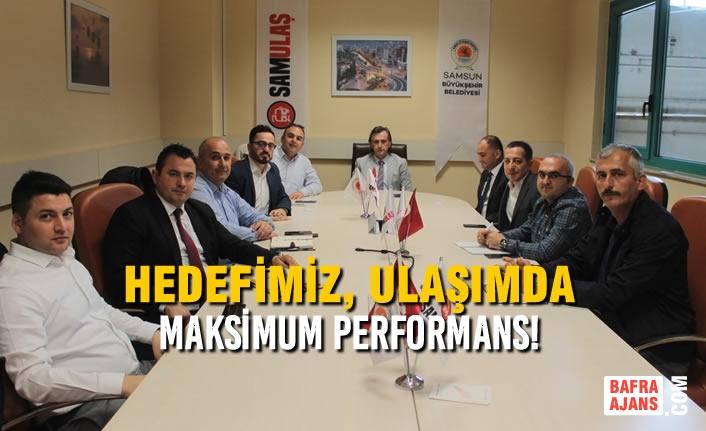SAMULAŞ Genel Müdürü Enver Sedat Tamgacı Açıkladı