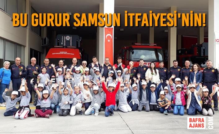 'Eğitim' Alanında Türkiye 1'incisi Oldular