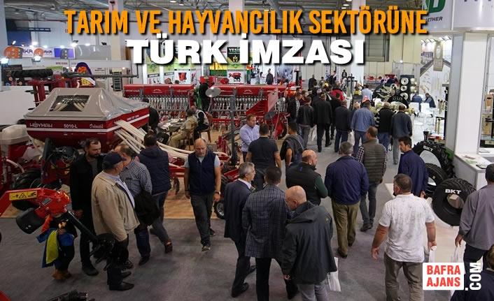 Tarım ve Hayvancılık Sektörüne Türk İmzası