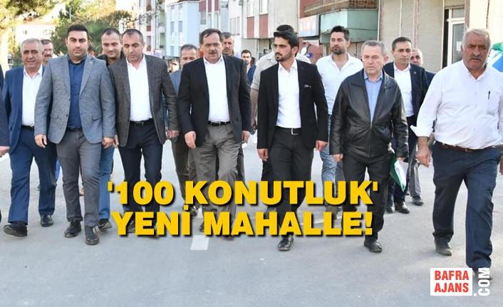 Başkan Mustafa Demir, Asarcık İlçesi'nde Açıkladı