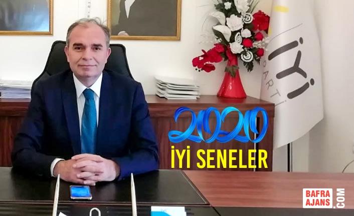 Aydoğan Yılmaz'dan Yeni Yıl Kutlama Mesajı