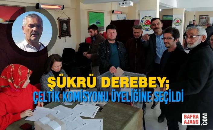 Türkiye'de İlk Çeltik Komisyonu Üyesi Seçimi Bafra'da Yapıldı