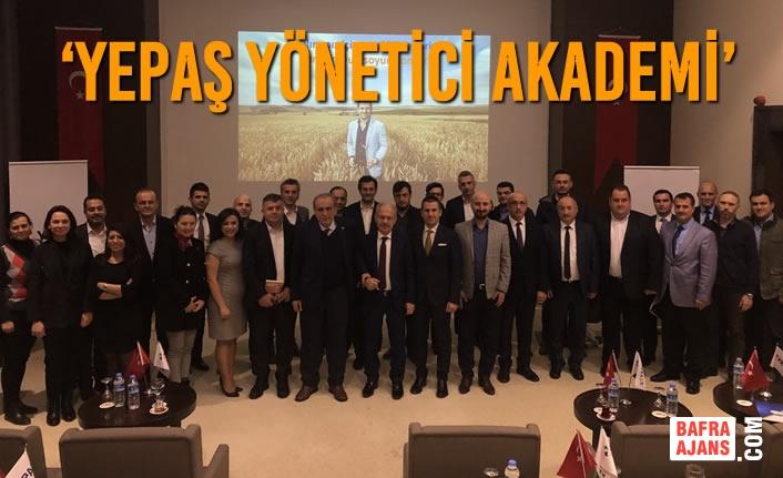 'YEPAŞ Yönetici Akademi'