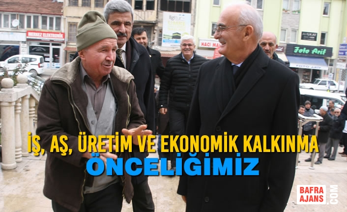 """Yılmaz; """"Türkiye Tüm Kirli Oyunları Bozacak Kudrete Sahiptir"""""""