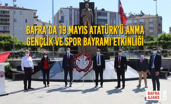 19 Mayıs Atatürk'ü Anma ve Gençlik Spor Bayramı Etkinliği