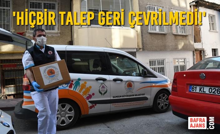 Başkan Mustafa Demir: Salgınla Mücadeleye Devam