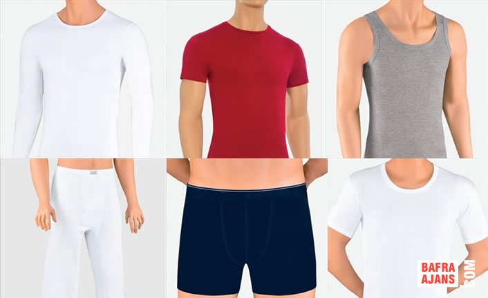 İç Çamaşır / Erkek İç Giyim İçin Tıklayın.