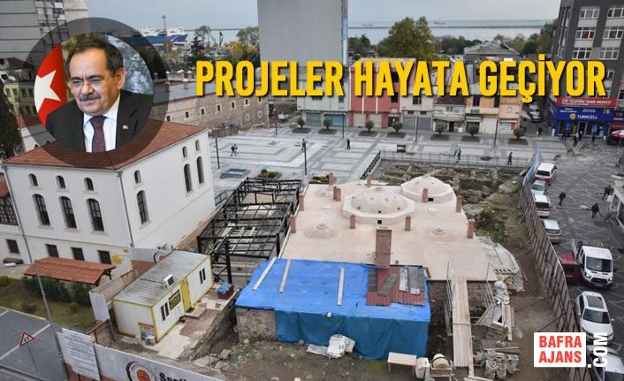 Projeler Hayata Geçiyor