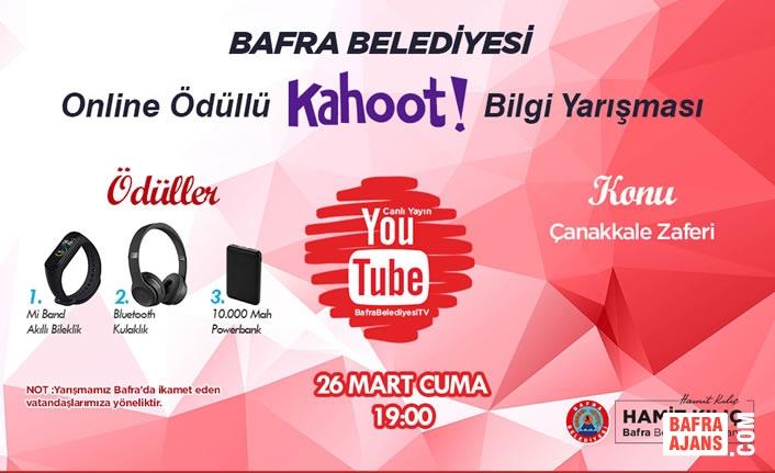 Online Bilgi Yarışmasının Bu Haftaki Konusu Çanakkale Zaferi