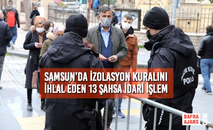 Samsun'da Bir Günde 58.848 HES Kodu Sorgulaması Yapıldı
