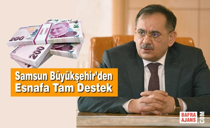 Başkan Demir, Esnafa Yönelik Yeni Destek Paketini Meclis Gündemine Getiriyor
