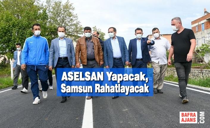 Türkiye'de İlk Olacak 'Akıllı Şehir Trafik Güvenliği Projesi' Hayata Geçiyor