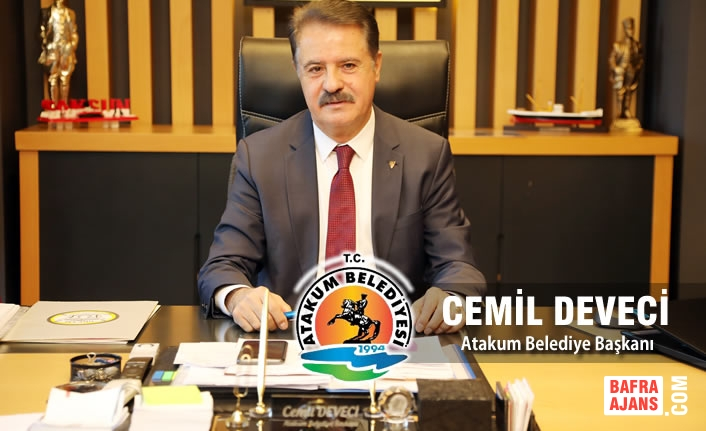 Başkan Cemil Deveci'den Kurban Bayramı Mesajı
