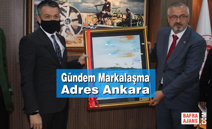 Gündem Markalaşma Adres Ankara