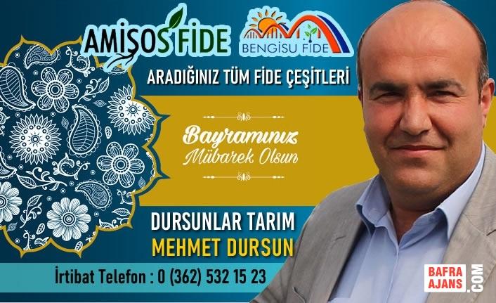İş İnsanı Mehmet Dursun'dan Kurban Bayramı Mesajı