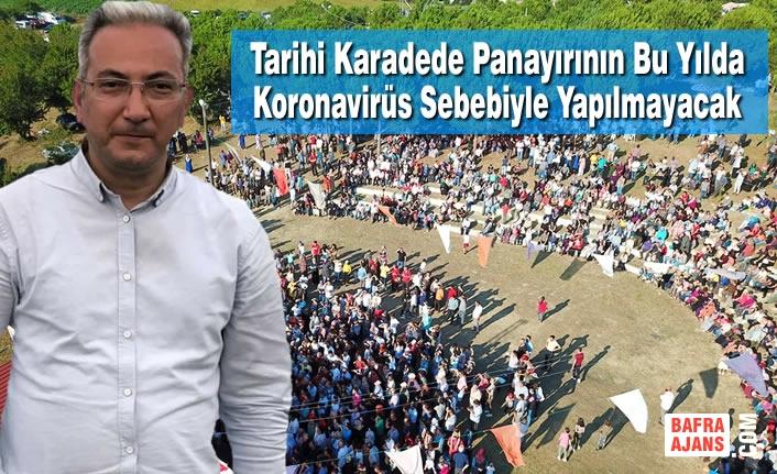Türkiyenin En Büyük Üç Panayırından Biri Olan Dev Etkinlikle İlgili Karar Verildi