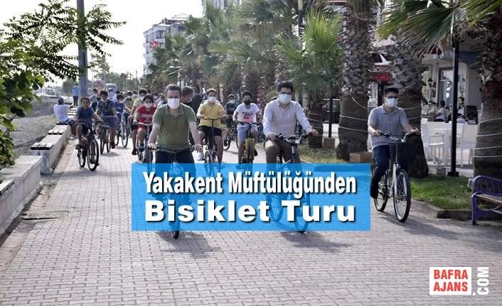 Yakakent Müftülüğünden Bisiklet Turu