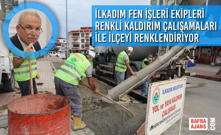 Başkan Demirtaş, Hizmet Belediyeciliği İle Gönüllere Giden Yollar Yapıyoruz