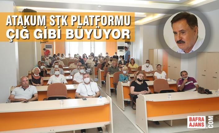 Atakum STK Platformu Çığ Gibi Büyüyor